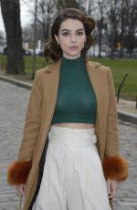 ADELAIDE KANE at Beautiful People Show at Paris Fashion Week 03/06/2018