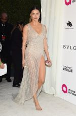 ADRIANA LIMA at Eton John Aids Foundation Academy Awards Viewing Party in Los Angeles 03/04/2018