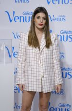AIDA DOMENECH at New Venus Swirl Presentation in Madrid 03/22/2018