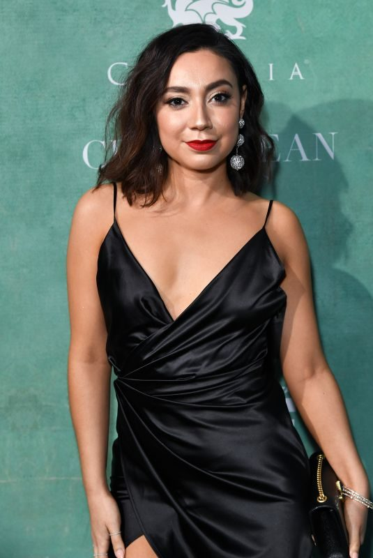 ALEJANDRA RODRIGUEZ at Women in Film Pre-oscar Cocktail Party in Los Angeles 03/02/2018