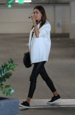 ALESSANDRA AMBROSIO Out for Lunch at Eataly in Los Angeles 02/28/2018