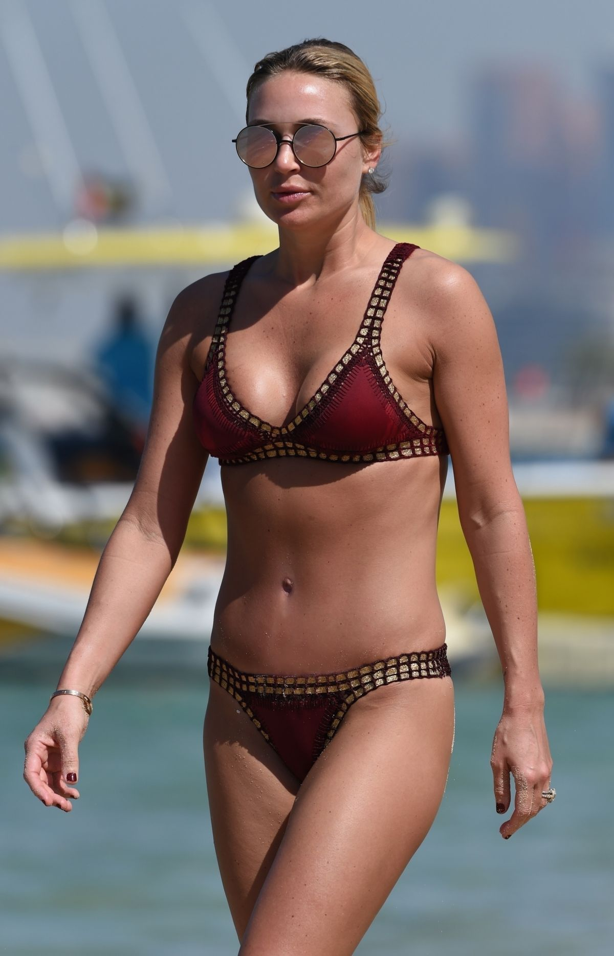 Alex curran bikini