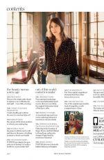 ALEXA CHUNG in Porter Magazine, Spring 2018