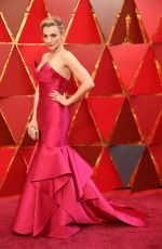 ALEXANDRA BORBEL at 90th Annual Academy Awards in Hollywood 03/04/2018