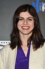 ALEXANDRA DADDARIO at Best F(r)iends Premiere in Los Angeles 03/28/2018