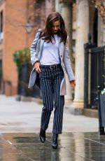 ALEXANDRA PARK Out and About in New York 03/07/2018