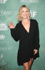 ALI LARTER at Women in Film Pre-oscar Cocktail Party in Los Angeles 03/02/2018