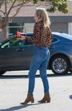 ALI LARTER in Jeans Out in Brentwood 03/23/2018