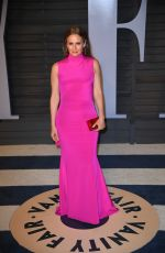 ALICIA SILVERSTONE at 2018 Vanity Fair Oscar Party in Beverly Hills 03/04/2018