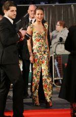 ALICIA VIKANDER at Tomb Raider Premiere in London 03/06/2018