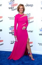 ALLISON JANNEY at 2018 Film Independent Spirit Awards in Los Angeles 03/03/2018