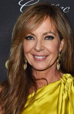 ALLISON JANNEY at Gersh Pre-Oscar Party in Los Angeles 03/01/2018