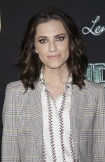 ALLISON WILLIAMS at A Series of Unfortunate Events Premiere in New York 03/29/2018
