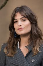ALMA JODOROWSKY at Chanel Forest Runway Show in Paris 03/06/2018