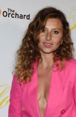 ALY MICHALKA at Flower Premiere in Los Angeles 03/13/2018
