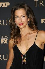 ALYSIA REINER at FX All-star Party in New York 03/15/2018