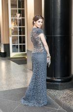 AMANDA CERNY at Byron Allen's Oscar Gala Viewing Party in Los Angeles 03/04/2018