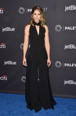 AMANDA CREW at Silicon Valley Panel at Paleyfest in Los Angeles 03/18/2018