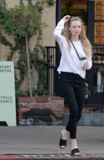 AMANDA SEYFRIED Out in West Hollywood 03/09/2018