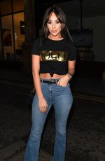 AMBER DOWDING at Murad Skincare Launch Party in London 03/27/2018