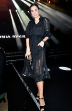 AMBER LE BON at Sonia Rykiel Fashion Show in Paris 03/03/2018