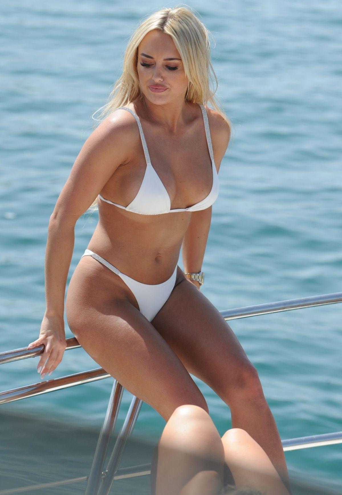 amber fox bikini