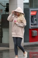 AMBER TURNER Out and About in Essex 03/28/2018