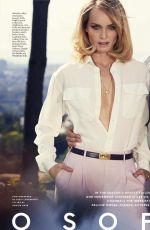 AMBER VALLETTA in Elle Magazine, April 2018