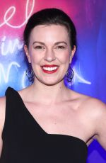 AMY BLACKMAN at Angels in America Opening Night in New York 03/25/2018