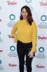 AMY LANDECKER at Ucla