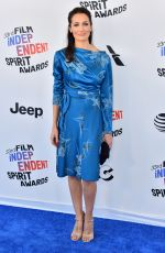 ANA ASENSIO at 2018 Film Independent Spirit Awards in Los Angeles 03/03/2018