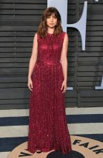 ANA DE ARMAS at 2018 Vanity Fair Oscar Party in Beverly Hills 03/04/2018