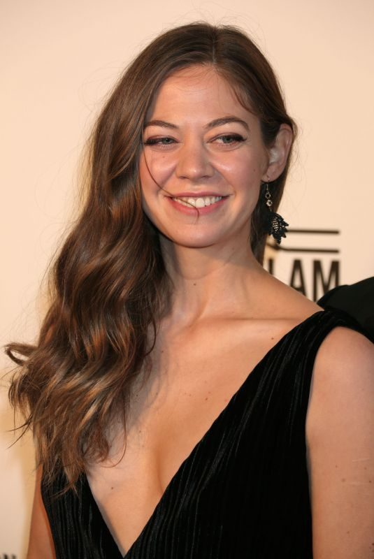 ANALEIGH TIPTON at Elton John Aids Foundation Academy Awards Viewing Party in Los Angeles 03/04/2018