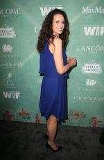 ANDIE MACDOWELL at Women in Film Pre-oscar Cocktail Party in Los Angeles 03/02/2018