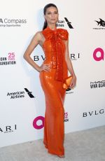 ANGELA SARAFYAN at Elton John Aids Foundation Academy Awards Viewing Party in Los Angeles 03/04/2018