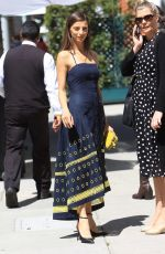 ANGELA SARAFYAN Out for Lunch in Beverly Hills 03/27/2018