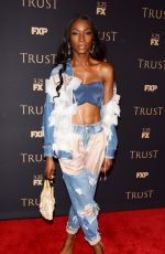 ANGELICA ROSS at FX All-star Party in New York 03/15/2018