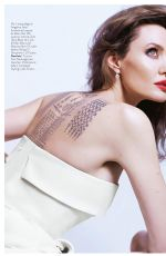 ANGELINA JOLIE in Grazia Magazine, Itly March 2018 Issue
