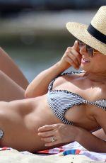 ANNA HEINRICH in Bikini at a Beach in Sydney 03/25/2018