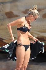 ANNA HEINRICH in Bikini at Tamarama Beach in Sydney 03/26/2018