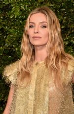 ANNABELLE WALLIS at Charles Finch and Chanel Pre-oscar Dinner in Los Angeles 03/03/2018