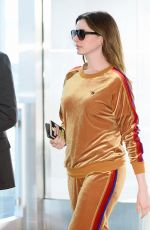 ANNE HATHAWAY at JFK Airport in New York 03/09/2018