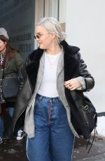 ANNE MARIE Leaves Global Studios in London 02/28/2018