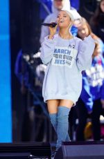 ARIANA GRANDE at March for Our Lives in Washington, D.C. 03/24/2018