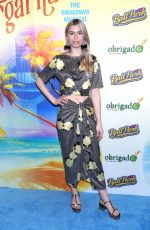 ARIANNA MARGULIS at Escape to Margaritaville Opening Night in New York 03/15/2018