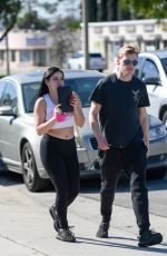 ARIEL WINTER at Beauty by Nayera Medical Spa in Los Angeles 03/06/2018