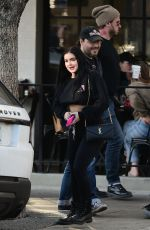 ARIEL WINTER at Joans on Third in Los Angeles 02/28/2018