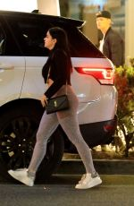 ARIEL WINTER Night Out in Beverly Hills 03/18/2018
