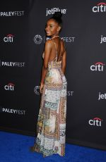 ASHLEIGH MURRAY at Riverdale Panel at Paleyfest in Los Angeles 03/25/2018
