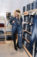 ASHLEY BENSON at Ne(x)t Level Denim at American Eagle in New York 03/22/2018